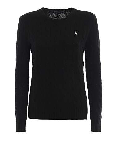 Polo Ralph Lauren V39IOJLAW6608 Suter Pulver, Negro (Polo Black 1018), XL para Mujer
