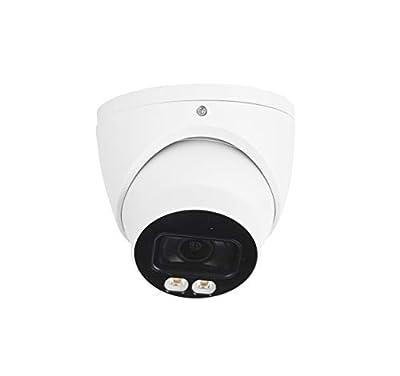 Loryta IPC-T5442TM-AS-LED 2.8mm Fixed Lens 4MP Starlight+ WDR Eyeball AI Network Camera English Version