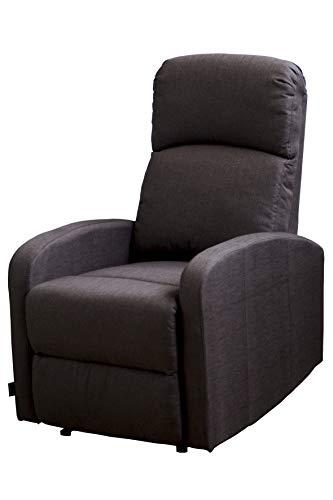 Astan Hogar Confort Sillón Relax con Reclinación Manual, Tapizado en Tela. Modelo Premium Plus AH-AR30610CH