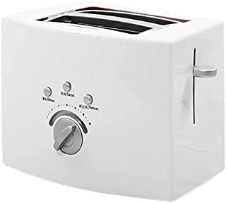 Mopoq Automatic Multifunction Home Toaster, With Adjustable Toaster With Enlarged Bread Basket, Baked Quickly And Evenly D...