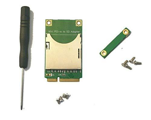 Ersatz Pci-E PCI Express Mpcie Minicard zu SD Karte Adapter Konverter Brett SSD HDD