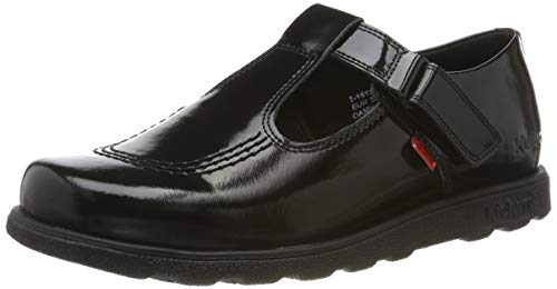 Top 10 best selling list for black patent t bar shoes flats