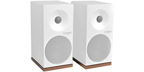 Tangent Spectrum X4 80W Weiß - Lautsprecher (2-Wege, 2.0 Kanäle, Verkabelt, 80 W, 70-20000 Hz, Weiß)