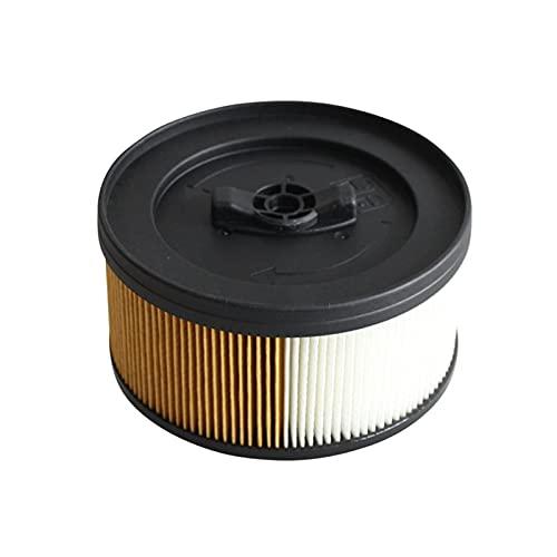 NICERE Recambios para aspiradoras 1 pieza de repuesto para filtro de aspiradora KARCHER WD4.000-4.999/WD5.000-5.999 cartucho húmedo y seco filtro de polvo piezas