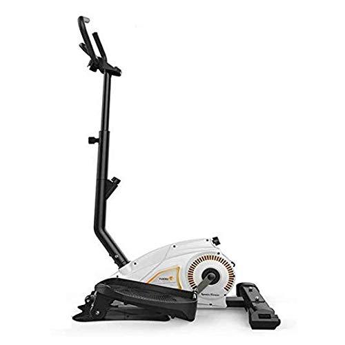 CHENYE Máquina elíptica Stepper Home Silent Fitness Equipment, Mini Magnetron Pedaling Ejercicio Máquina de Pedal con Pantalla LED y Tenedor de teléfono, Pérdida de Peso Stovepipe