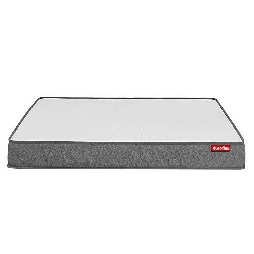 Duroflex LiveIn Memory Foam 6 Inch King Size Medium Firm Mattress
