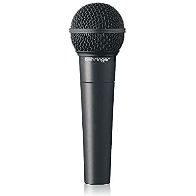 Behringer Ultravoice Xm8500 Dynamic Vocal Microphone, Cardioid from Behringer