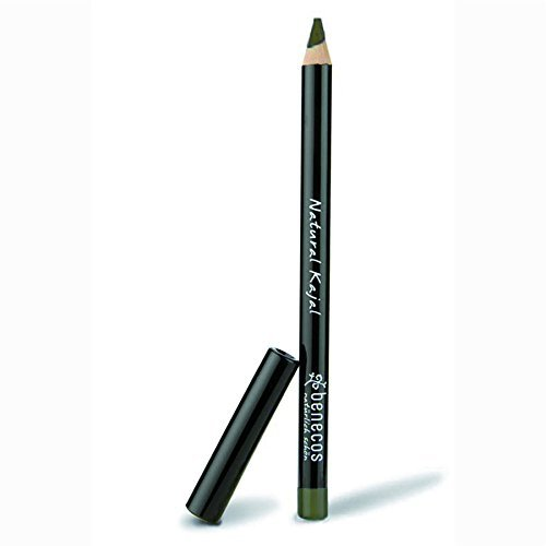 Benecos, Natural Kajal Eye Liner, Olive, 1.05 g by Benecos