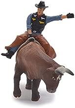 1/16 Bucking Bull & Rider - Little Buster Toys