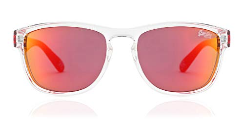 Superdry SDS Rockstar - transparent / rouge