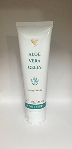1 Aloe Vera Gelly –118ml (141g)-Feuchtigkeitscreme - Forever Living FLP