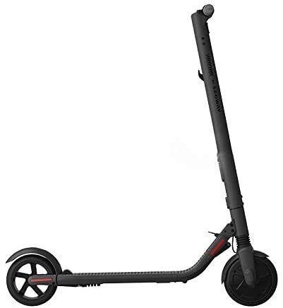 CHENMAO Kick Scooter | 8-Inch Front and 7.5-Inch Back Tires, Up to 15.5 Mile Range, 15.5mph Top Speed, Cruise Control, Black