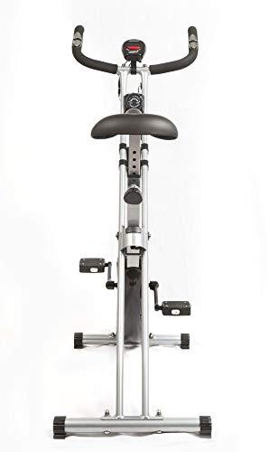 Bodyline Heimtrainer Fahrrad-Camera X-Bike Butterfly Essential