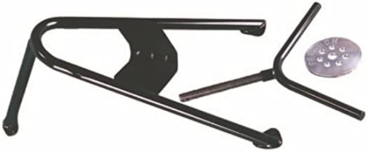 Fabtech FTT10002BK Angled Spare Tire Mount Kit (Angled Mount Only)