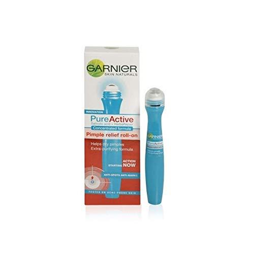 für fettige Haut creme pure active roll on anti brufoli 2 in 1 Gesicht colorata coprente e purificante 15 ml