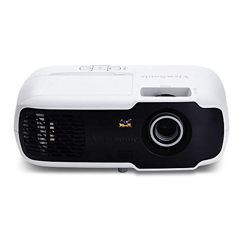 ViewSonic PA502X 3500 Lumens High Brightness XGA Projector for Home and Office with HDMI and Optical Zoom,White