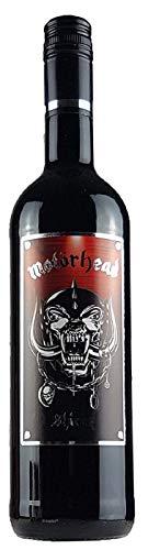 Lemmy Kilmister Motörhead Shiraz 2016 Biker Wein 0,75l trocken