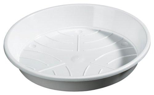 Untersetzer Standard, Polypropylen, robust, für innen und außen. D 6 x H 1 cm