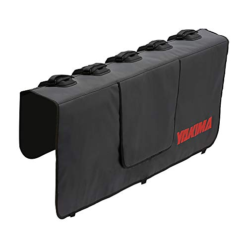 Yakima - GateKeeper Tailgate Pad for Compact Truck Beds, Carries Up To 5 Bikes
