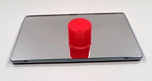 KaiserstuhlCard Magnete Spiegel für Kühlschrank, Büro, Arbeit, Praxis, Küche, Outdoor, Camping, Auto, Geschenk Geschenkidee Geburtstag