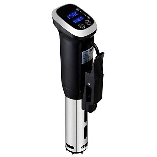 Adesign Sous Vide termostatos de inmersión con preciso de la Temperatura y Control del Tiempo IPX7 Impermeable 1200W rápida de Calentamiento y Funcionamiento silencioso Sous Vide Cooking Machine