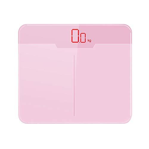 Haushalts-Multifunktions-Körperfettwaage - Touch-Button-elektronische Fettskala - Körperfettwaage für gesunde, gesunde Gewichtsabnahme - Hochtemperaturbeständige und elektronische Waage mit niedri