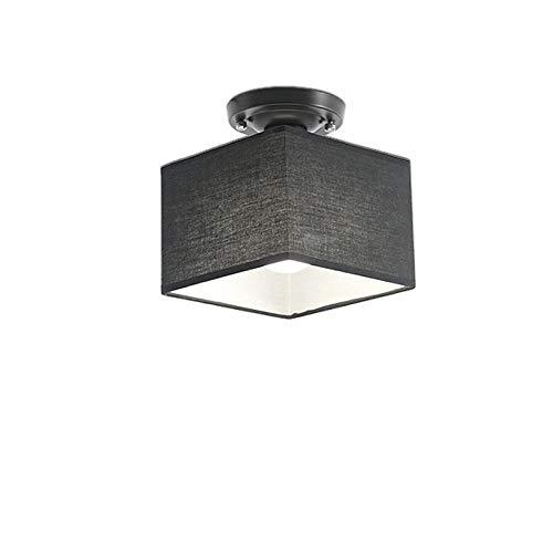 Perfecte kleine plafondlamp, eenvoudige scheepslamp, Xuan Guan, wandlamp, creatief licht, balkon, halverlichting, gangverlichting, familie, warm licht LED