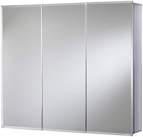 JACUZZI PD47000 PD47000 26' H x 30' W x 5-1/4' D Triple Door Medicine Cabinet