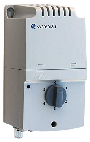 Systemair Stufentrafo 1,5A