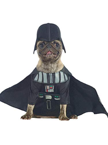 Rubie 's Offizielles Hunde-Kostüm, Darth Vader, Star Wars – Größ Medium
