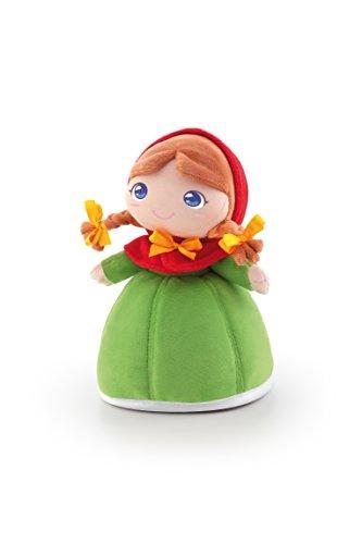 Trudi 64253 - Puppe, Bambola Rossella, 24 cm