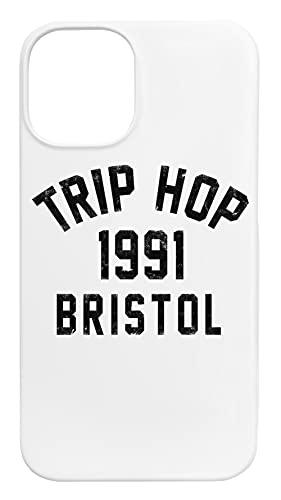 Trip Hop Caja del Teléfono para iPhone 12 Mini Concha Dura Phone Case