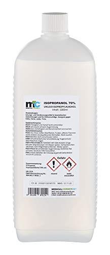 Medicalcorner24© 1 Liter Isopropanol 70% Erfahrungen & Preisvergleich