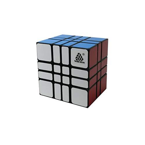 Ludokubo Witeden Cuboide 4x4x3 Camouflage - Base Negra