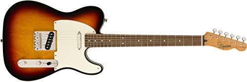 Fender Squier Classic Vibe 60s Custom Telecaster LRL 3 Sunburst Guitarra Eléctrica