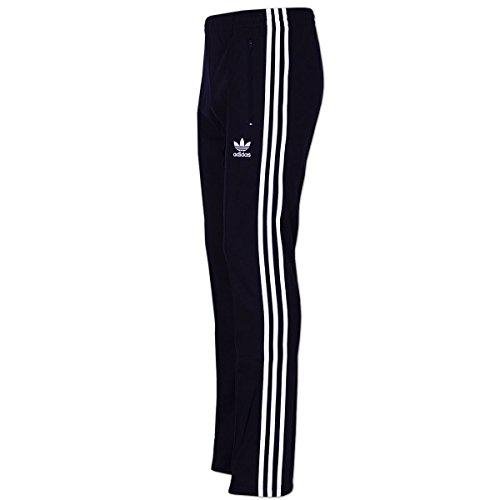 Adidas Herrenhose Europa TP (Schwarz), schwarz