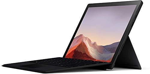 Microsoft Surface Pro 7 (PVT-00015) | 12.3in (2736 x 1824) Touch-Screen | Intel Core i7 Processor | 16GB RAM | 256GB SSD Storage | Windows 10 Pro | Black
