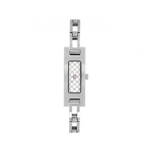 3900 Gucci Uhr YA039534 Stahl Silber Frauen