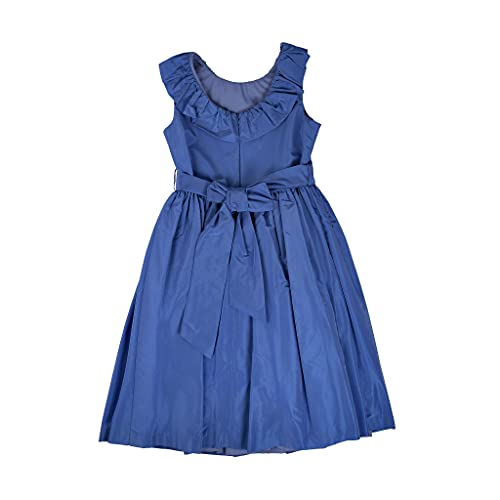 petit Vestido para niña. azul (blu denim) 12 Años