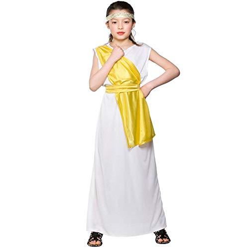 Ancient Greek Girl Moyen 5-7 ans
