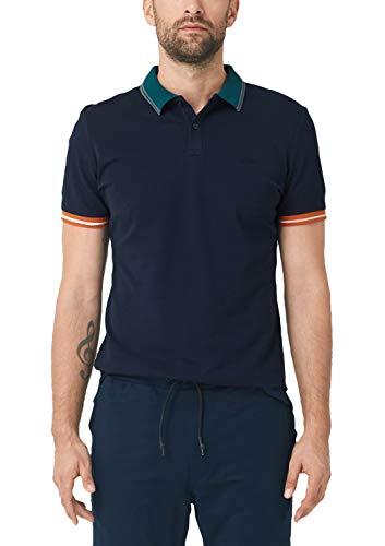 s.Oliver Herren 13.908.73.4268 Sporthose, Blau (Fresh Ink 5952), W(Herstellergröße: L)