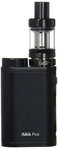 Eleaf 【正規品】iStick Pico+MELO3mini kit【sony vtc4電池付】【ACアダプター付】【温度管理コイル付】 (フルブラック)