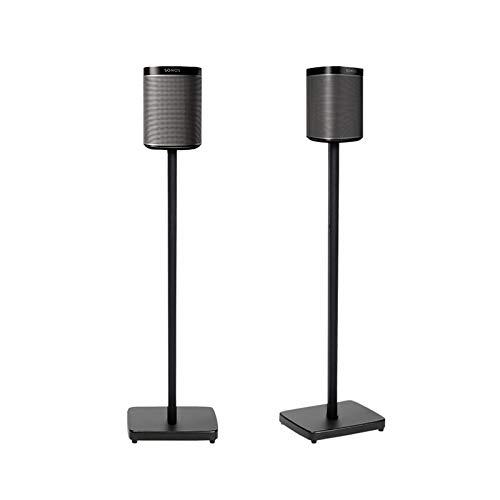 BXYXJ Boxenständer aus, 1/2-teiliger Satelliten-Heimkino-Lautsprecherständer, für Samsung Sony SONOS-Lautsprecher Harman Kardon, einfach zu montieren. (Size : 2PCS)