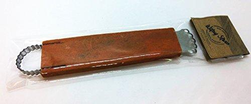 Thai Tools Kitchen Coconut 2 in 1 Scraper Shredder Vintage Wooden Grater Hand