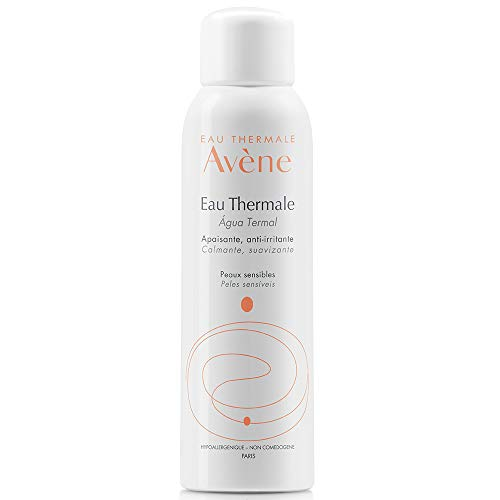 Eau Thermale Avene Thermal Spring Water, Soothing Calming Facial Mist Spray for Sensitive Skin, 5 Fl Oz