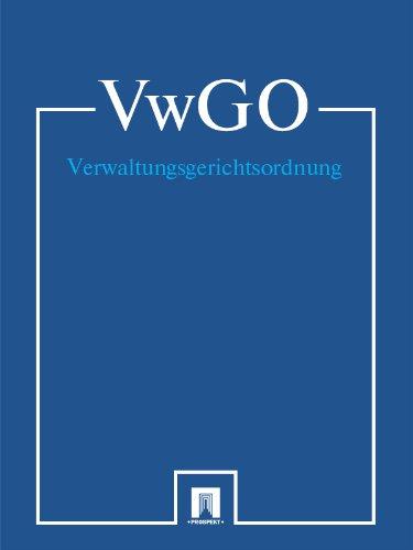 Verwaltungsgerichtsordnung - VwGO (Deutschland)