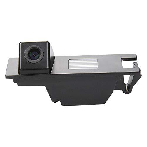 Rückfahrkamera für Hyundai Tucson IX35 / Tucson 2010-2014, HD, 720p Rückfahrkamera für Universal Monitore (CCA) (Farbe: Schwarz)