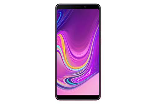 Samsung Galaxy A9 (2018) A920F Bubblegum Rose Android 8 avec Quad-Caméra