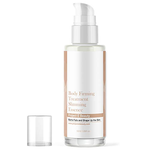 Project E Beauty Body Firming Treatment Slimming Essence | Burns Fats Shape Up the Skin Super-Restorative Redefining, Firming and sculpting Body Care Perfect texture for a relaxing massage