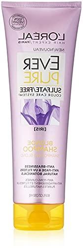 6 Pack - Hair Expertise Ever Blonde Shampoo 8.5 oz
